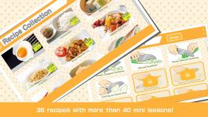 Gochi-Show! -How To Learn Japanese Cooking Game- 2